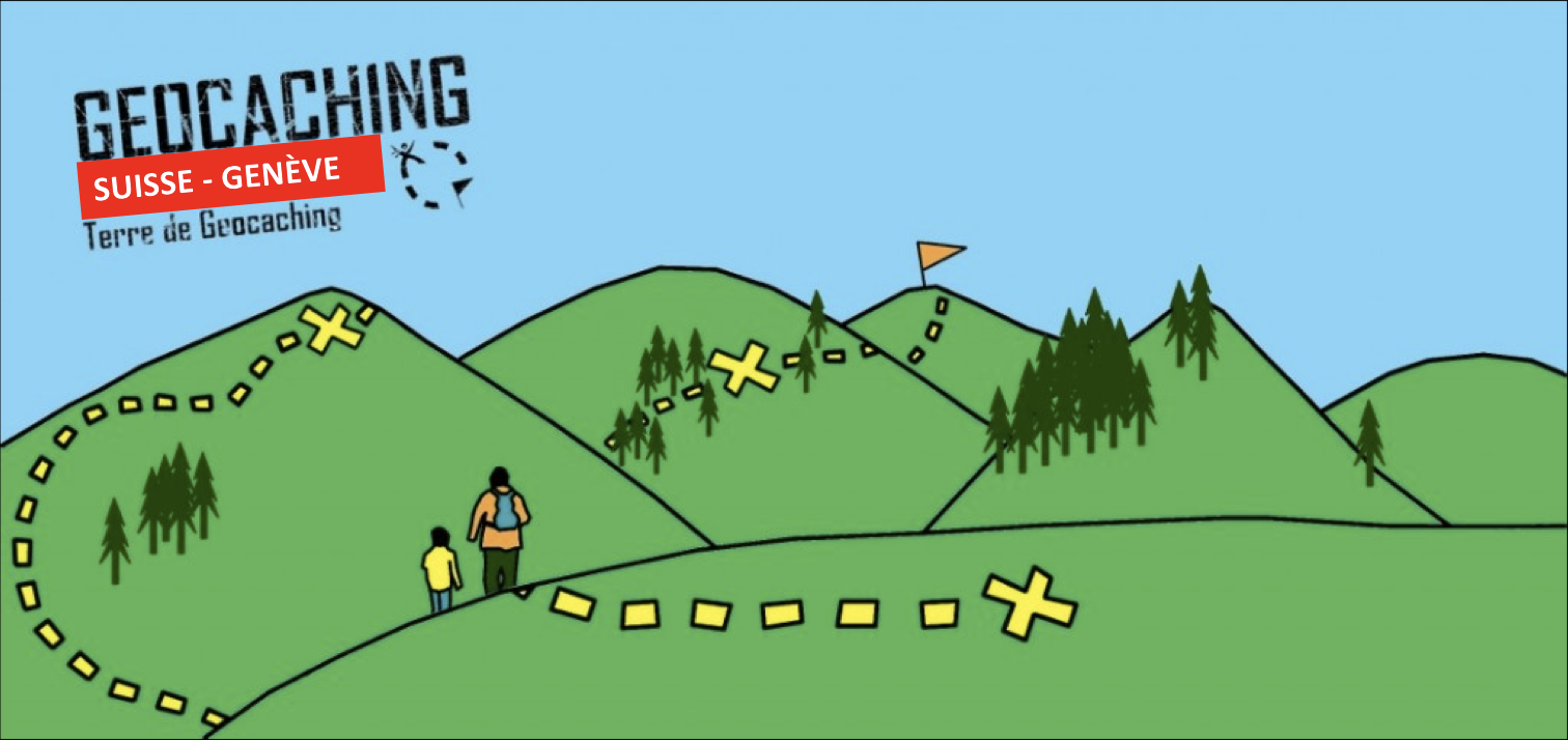 19 Juin 2018: Geocaching SwitzerLangues