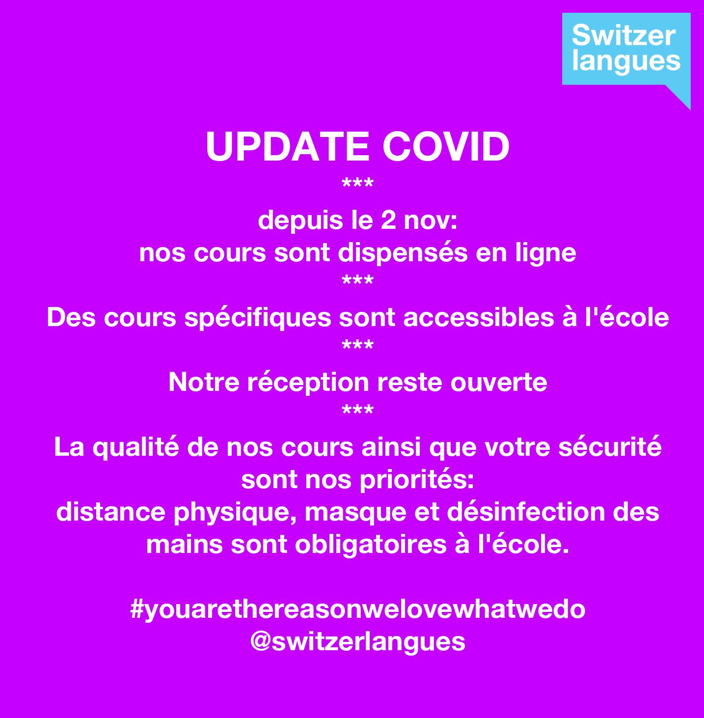 Update Covid19